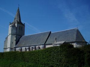 Eglise d'Angerville-Bailleul
