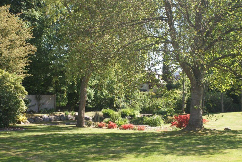 Jardin Le Bassin 1