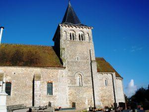 Eglise de Virville