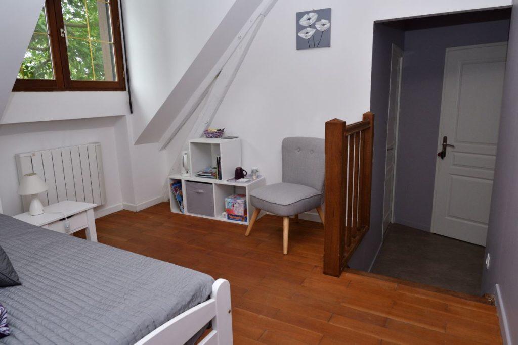Chambre 1 Côté Pensées Salon 1