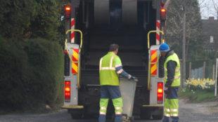 Ramassage ordures ménagères