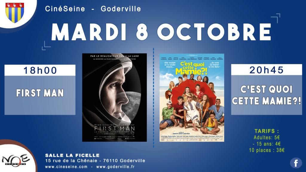 8 Goderville 8 Octobre