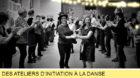 Ateliers d'initiation à la danse