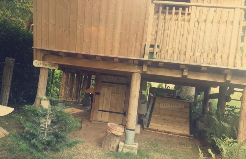Cabane Perchée 3