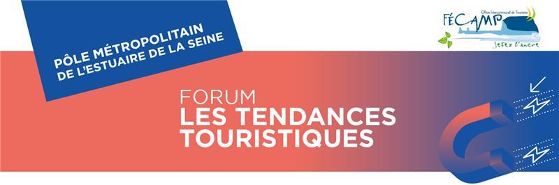 Forum Tendances Touristiques Banniere