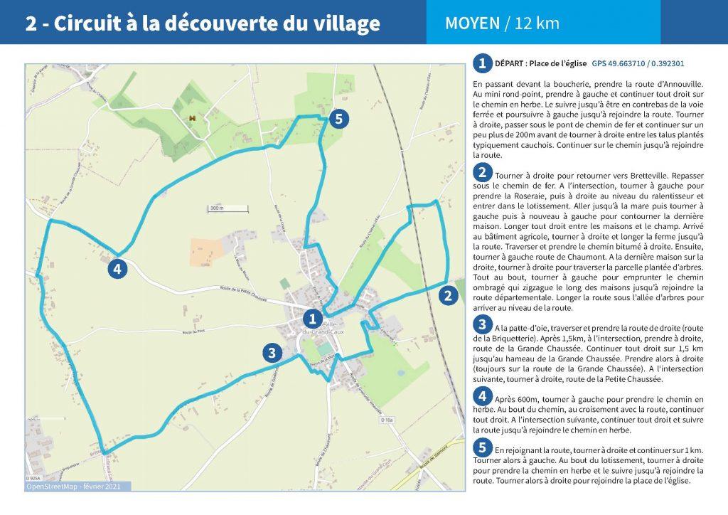 Circuit 2 Bretteville Du Grand Caux Page 2