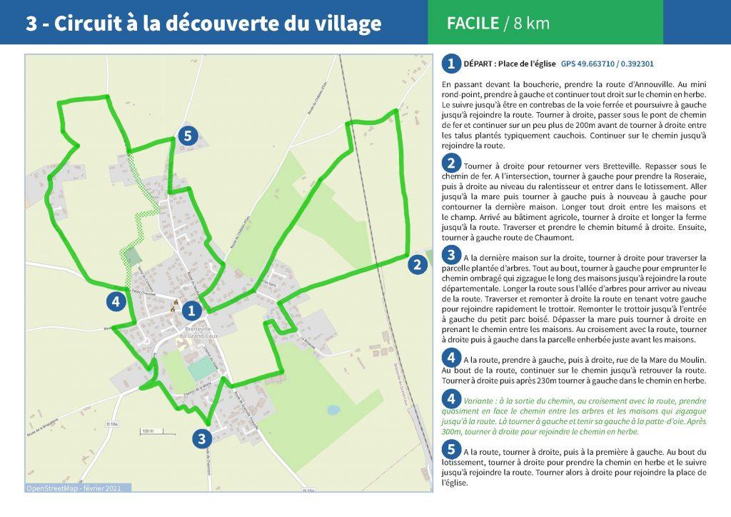 Circuit 3 Bretteville Du Grand Caux Page 2
