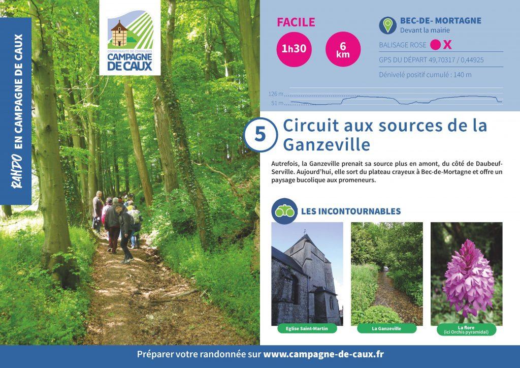 Circuit 5 Bec De Mortagne Page 1