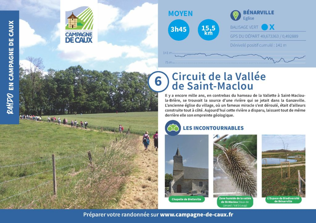 Circuit 6 Bénarville Page 1