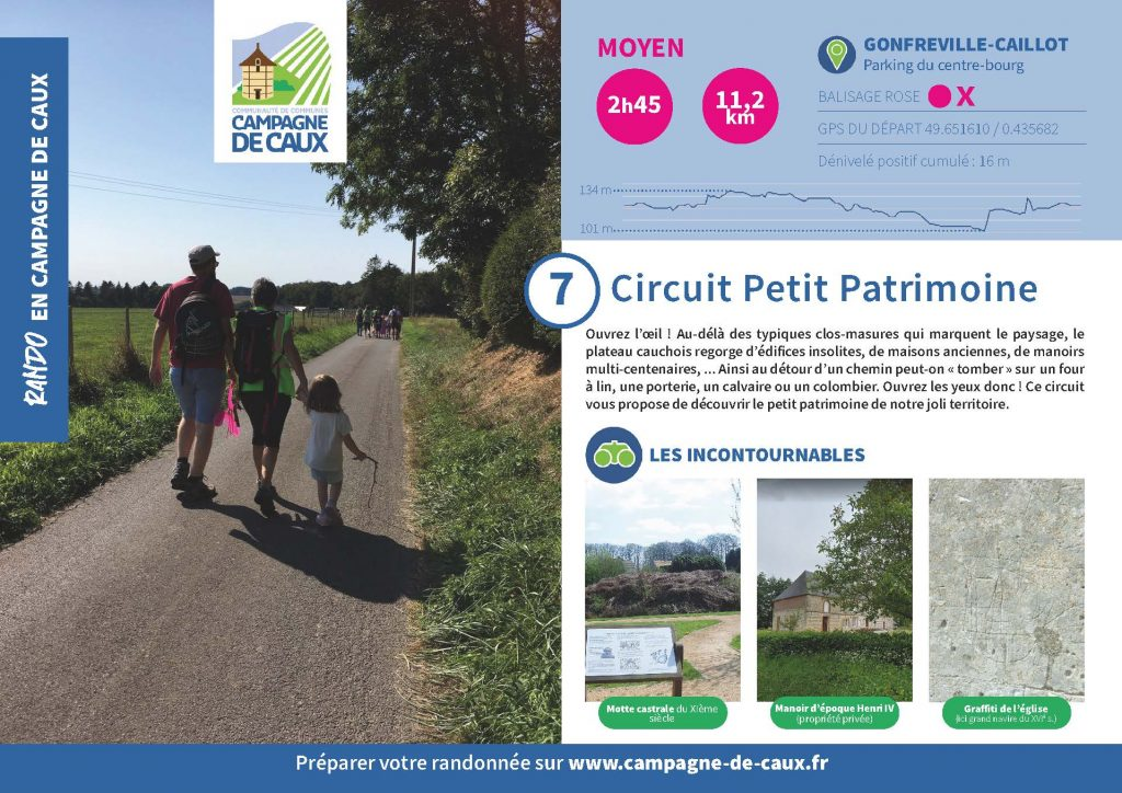 Circuit 7 Gonfreville Caillot Page 1