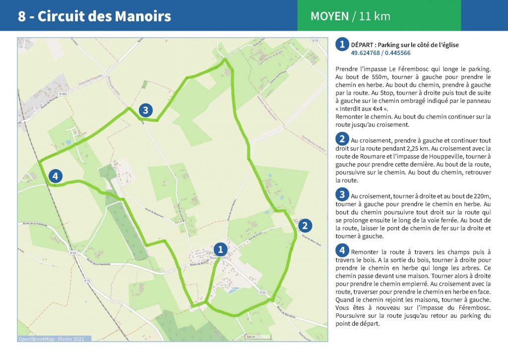 Circuit 8 Vattetot Sous Beaumont Page 2